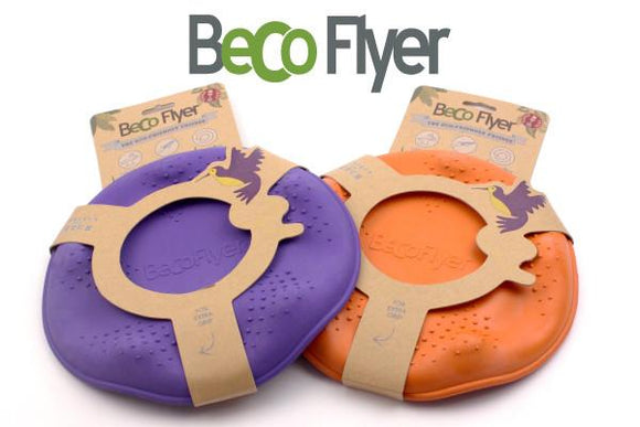 Beco Natural Rubber Flyer