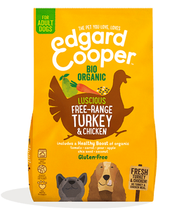 Edgard Cooper Organic Free-Range Turkey & Chicken