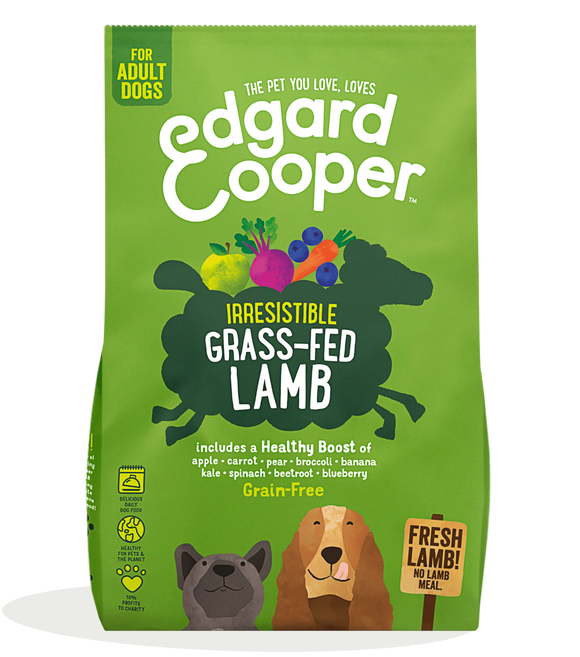Edgard Cooper Fresh Grass-Fed Lamb