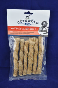 Cotswold Beef Twists 100g