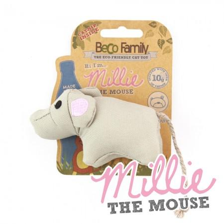 Beco Cat Nip Toy Mouse