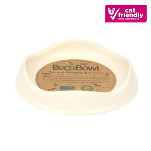 Beco Bamboo Cat Bowl