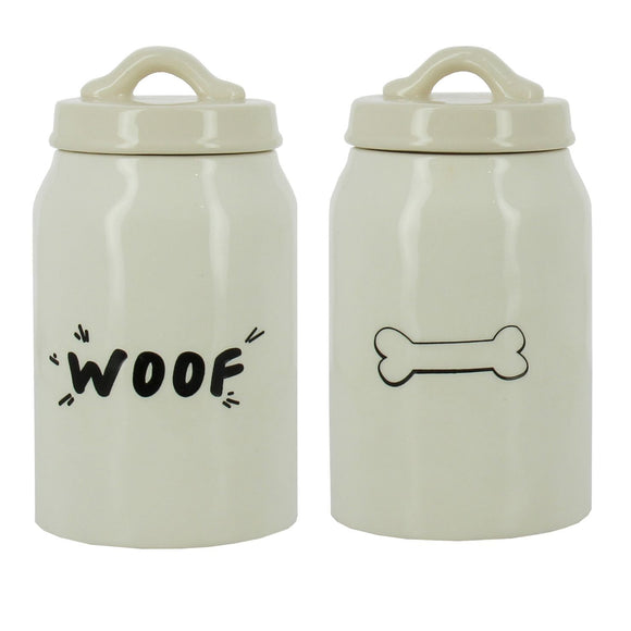 Best in Show Woof/Bone Dog Treat Jar
