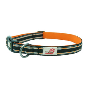 Comfort Collar - Black/Orange