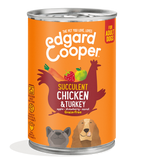 Edgard Cooper Chicken & Turkey Can