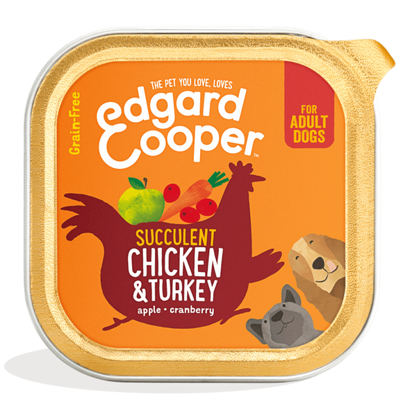 Edgard Cooper Chicken & Turkey Cup