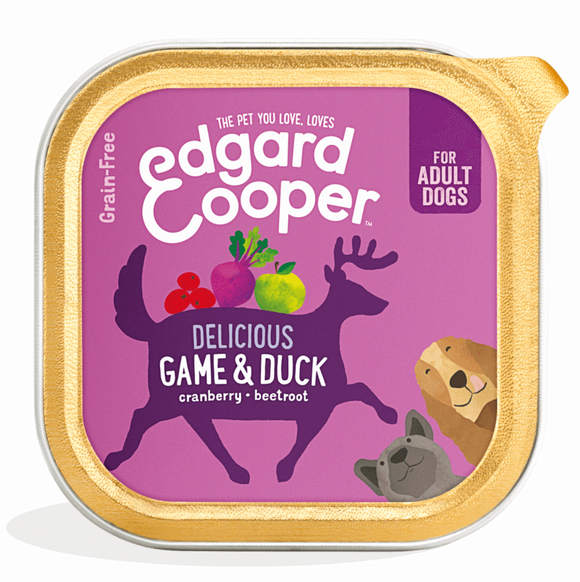 Edgard Cooper Game & Duck Cup