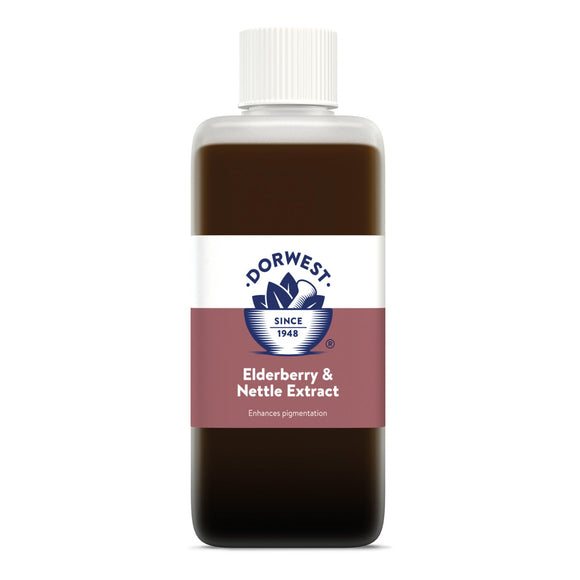Dorwest - Elderberry & Nettle Extract