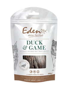 Eden Duck & Game Treats