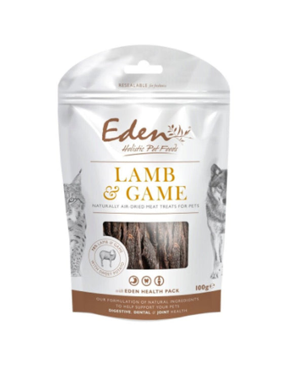 Eden Lamb & Game Treats