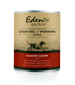 Eden Country Cuisine Tin