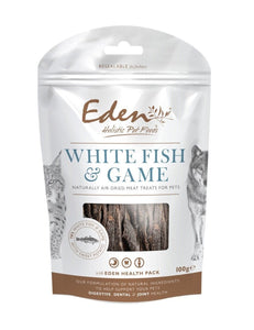 Eden White Fish & Game Treats