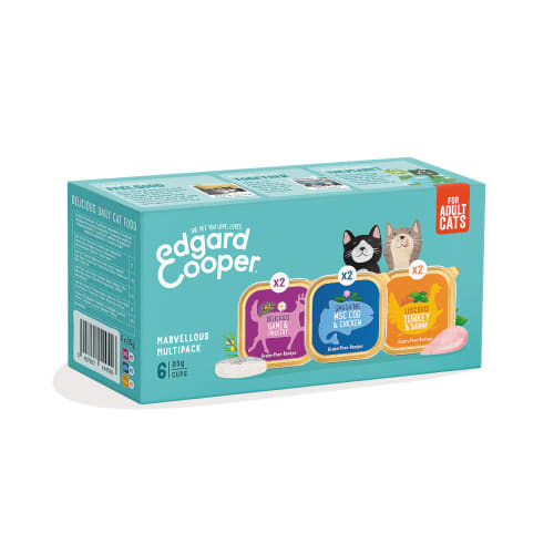 Edgard Cooper Multipack Cat Cups