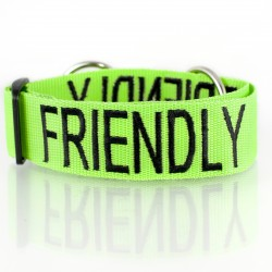 Dexil Friendly Dog Collars Collar - Friendly