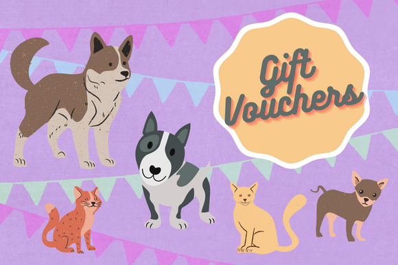 Imperial Pets Gift Vouchers