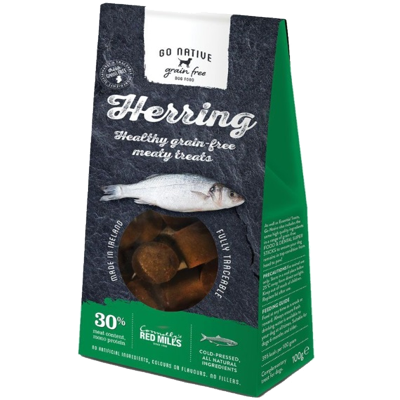 Go Native Essentials Herring Treats