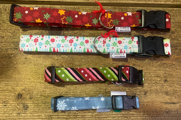 Paws & Hounds Christmas Collars
