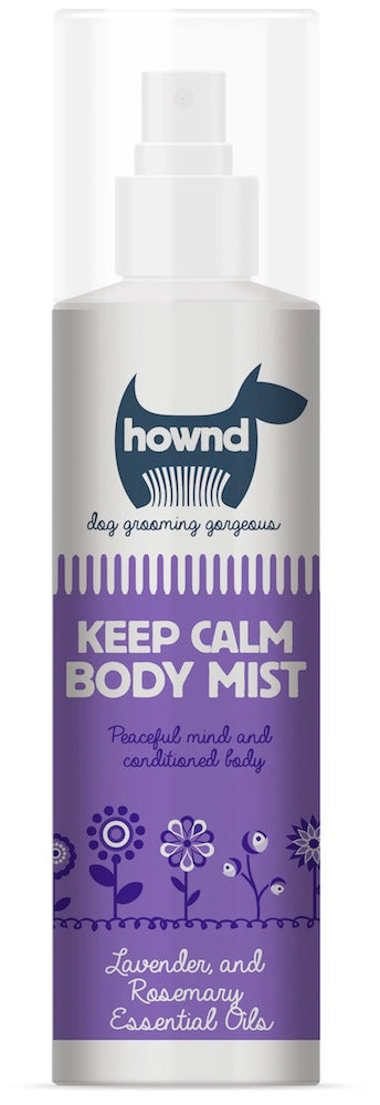 Hownd - Keep Calm Body Mist 250ml