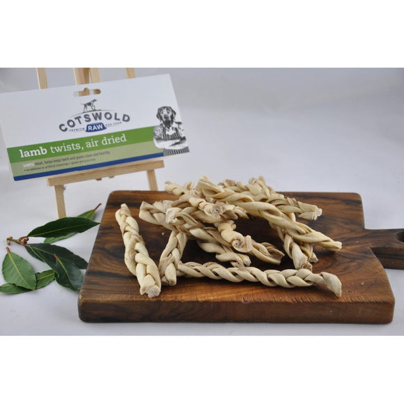 Cotswold Lamb Twists 150g