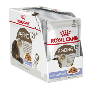 Royal Canin Ageing 12+ in Gravy 12x85g