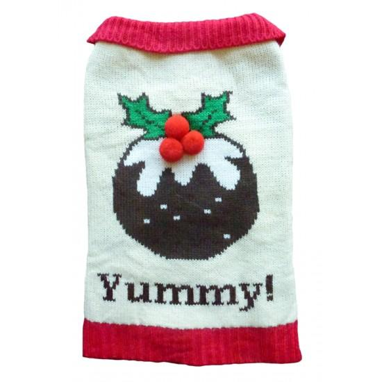 XMAS Pudding Jumper 14