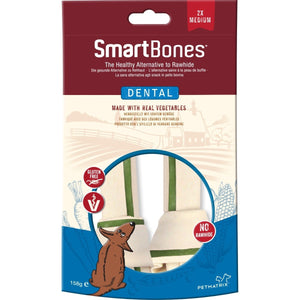Smart Bones Dental 2x Medium Bones