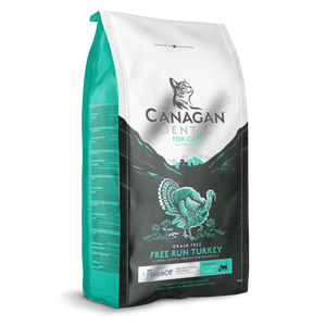 Canagan Free Run Turkey Dental For Cats
