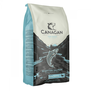 Canagan Small Breed Scottish Salmon for Dogs