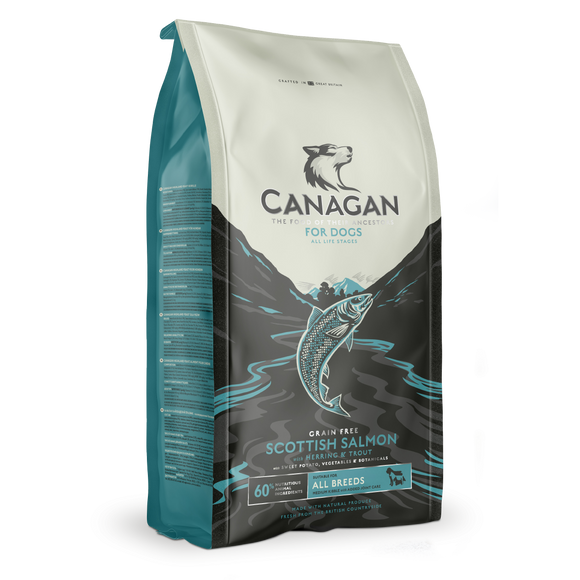 Canagan Scottish Salmon For Dogs