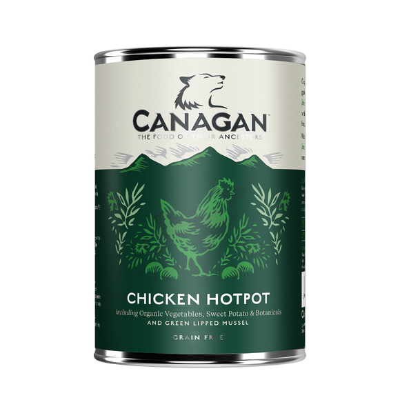 Canagan Dog Tin - Chicken Hotpot