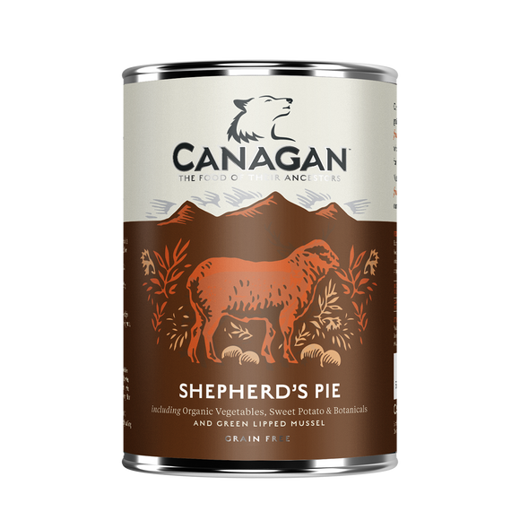 Canagan Dog Tin - Shepherds Pie