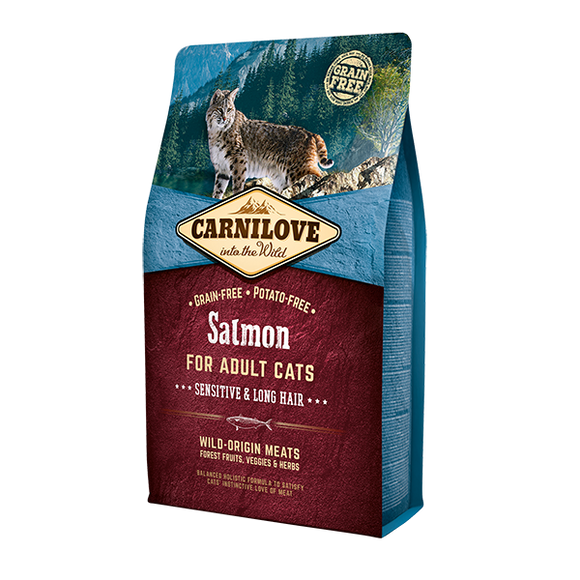 Carnilove Salmon Dry Cat Food