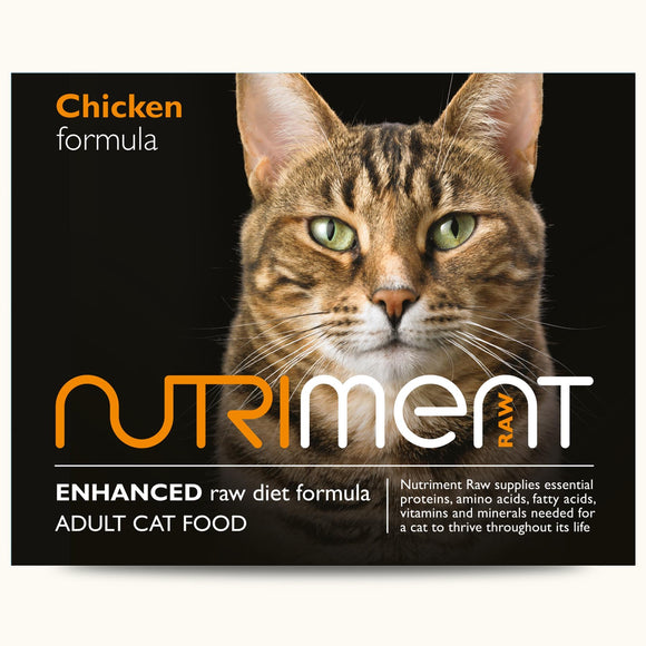 Nutriment Chicken Cat 500g