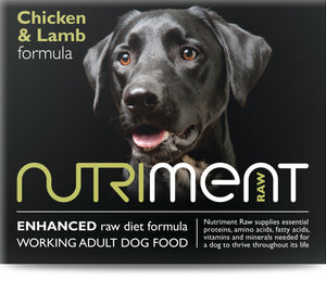 Nutriment Chicken and Lamb
