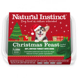 Natural Instinct Christmas Feast for Dogs