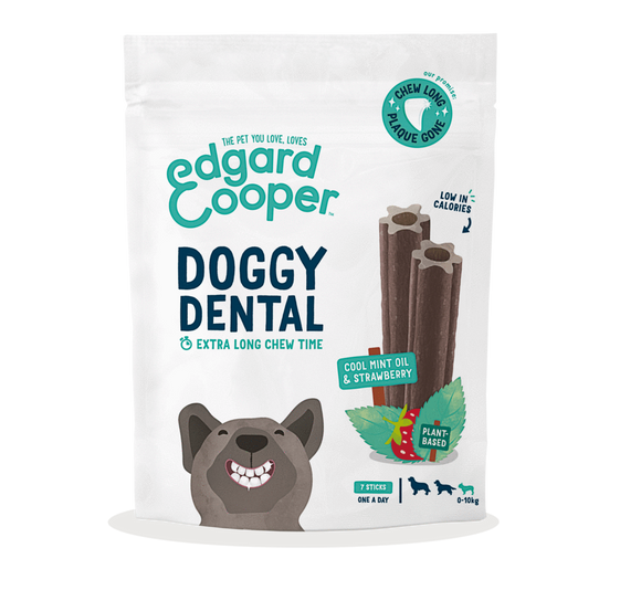 Edgard Cooper Doggy Dental Strawberry & Mint