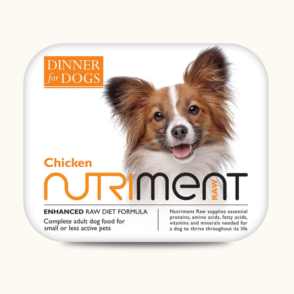Nutriment Chicken Dinner for Dogs 200g