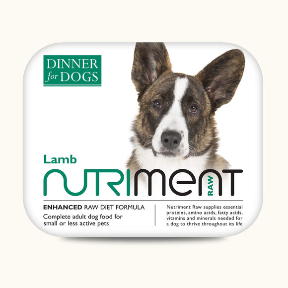 Nutriment Lamb Dinner for Dogs 200g