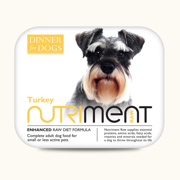 Nutriment Turkey Dinner for Dogs 200g