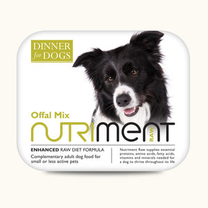 Nutriment Offal Mixture for Dogs 200g