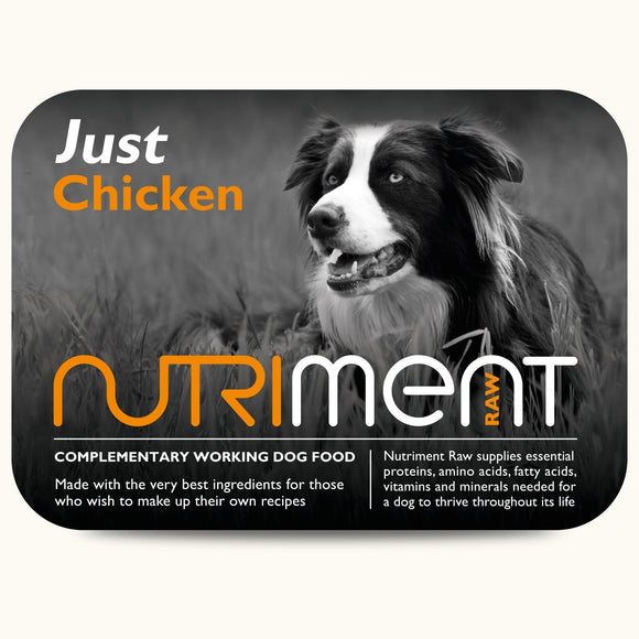 Nutriment Just Chicken 500g
