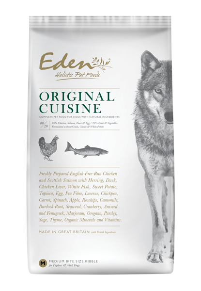 Eden Original Cuisine for Dogs