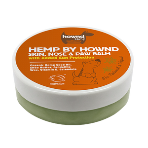 Hownd - Hemp by Hownd Skin, Nose & Paw Balm 50g