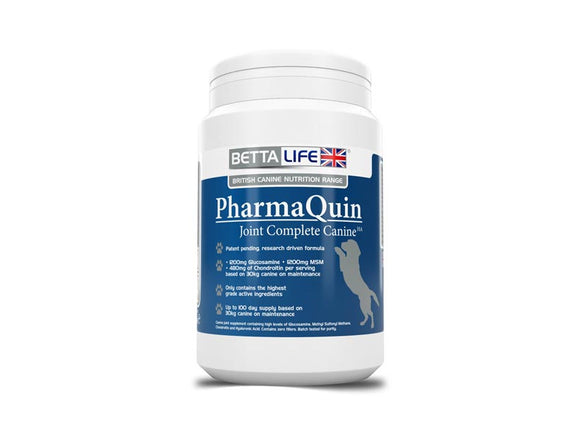 BettaLife PharmaQuin Canine