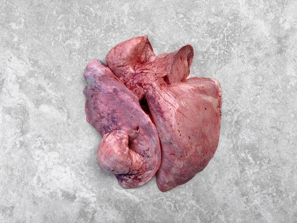 Paleo Ridge Lamb Lung Whole (pair)