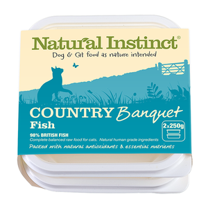 Country Banquet Fish 2x250g