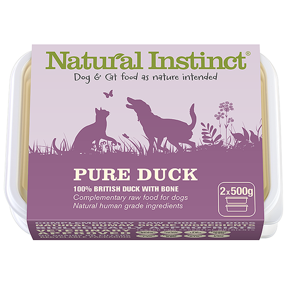 Pure Duck 2x500g