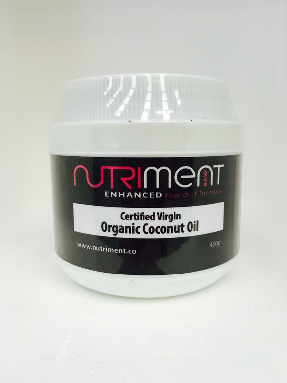 Nutriment Organic Coconut Oil