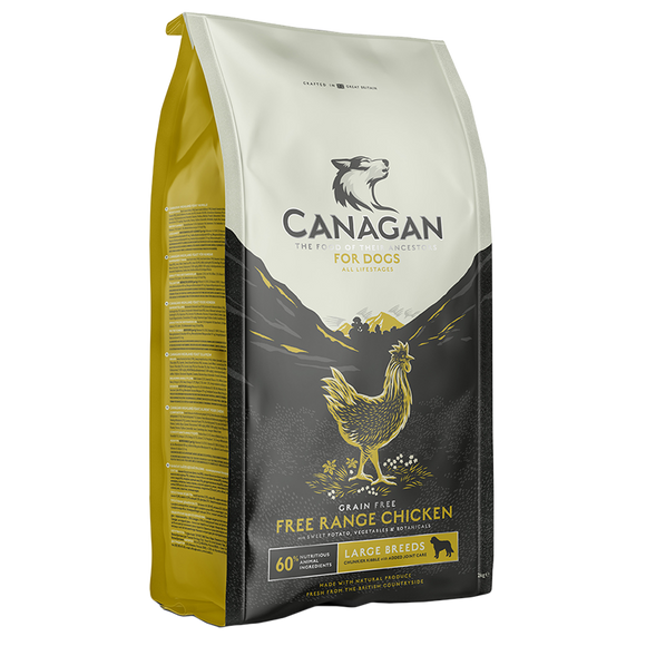 Canagan Large Breed Free Range Chicken Dogs