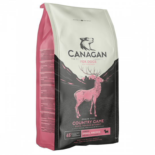 Canagan Small Breed Country Game for Dogs